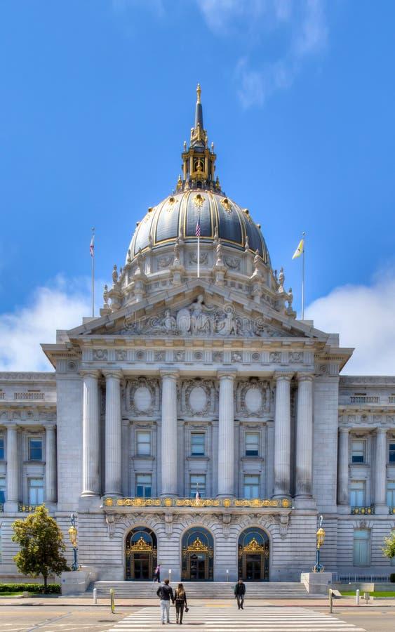 San Fransisco urząd miasta obraz stock