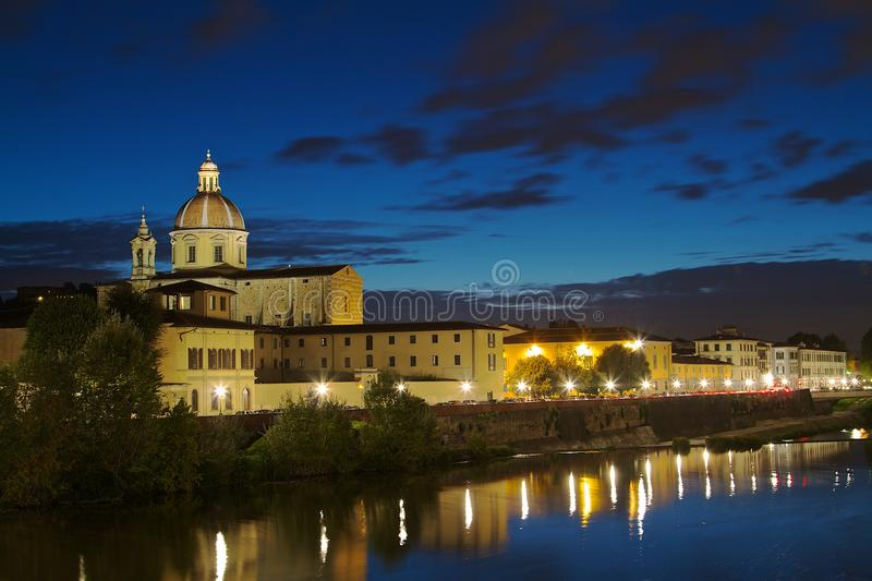 San Frediano in Cestello Church stock photos