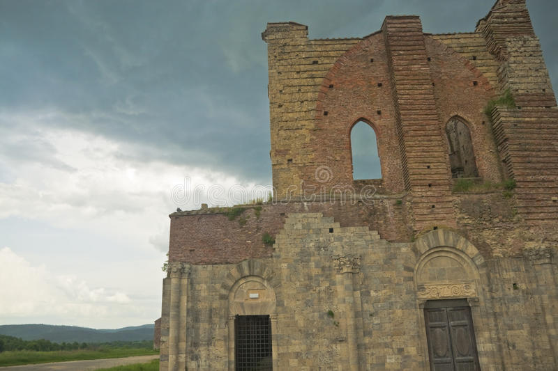 Download San Galgano - Tuscany Stock Image - Image: 20693421