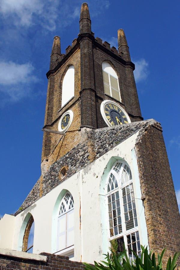 San Georges, Granada, caraibica immagini stock