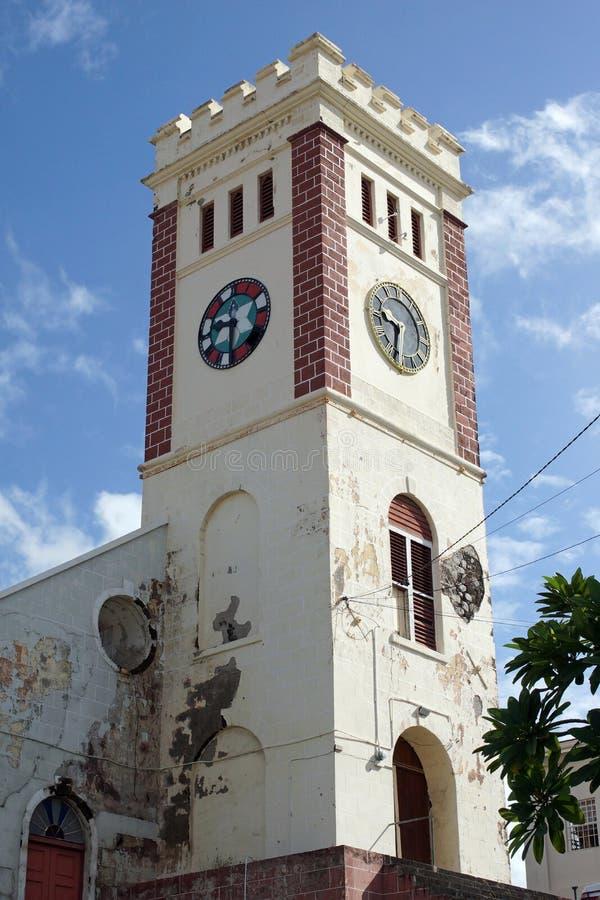San Georges, Granada, caraibica immagini stock libere da diritti