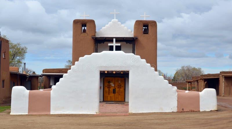 San Geronimo Chapel of St. Jerome Church royalty free stock image