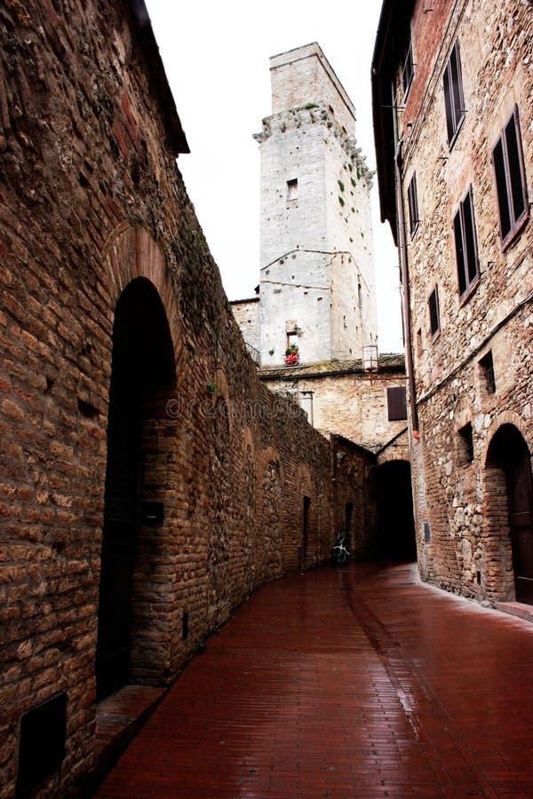 San Gimignano image stock