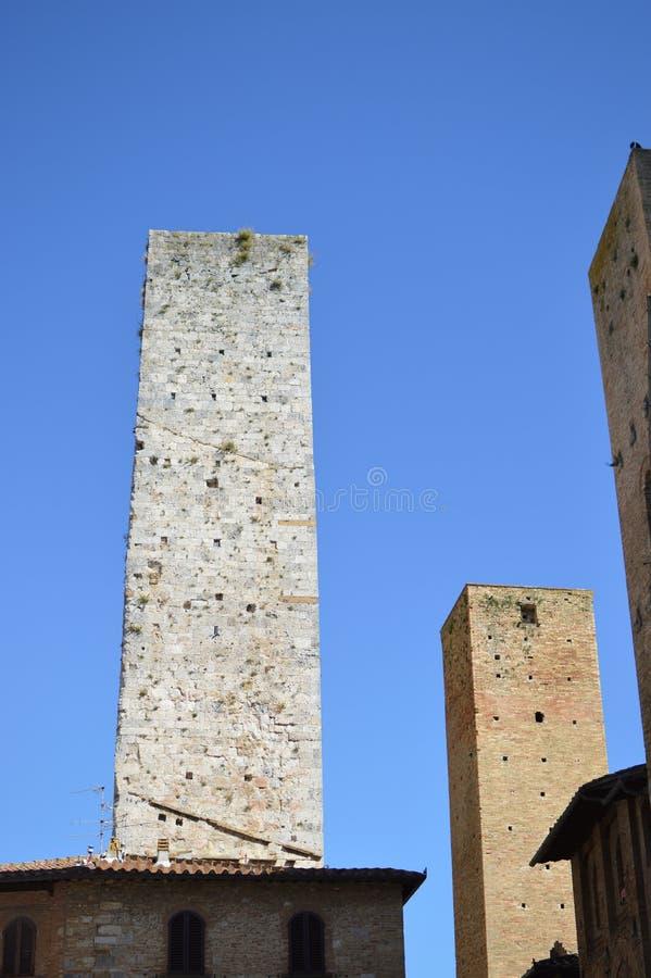 San Gimignano imagem de stock
