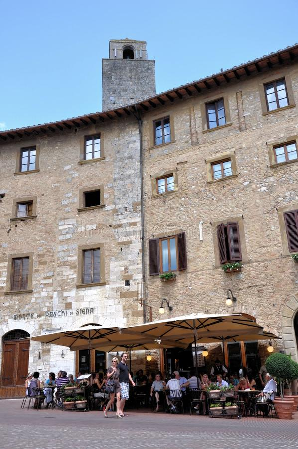 Download San Gimignano, Italy Editorial Image - Image: 23154925