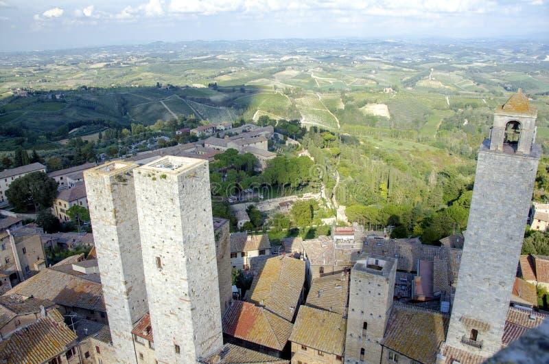 San Gimignano, Italy Royalty Free Stock Images