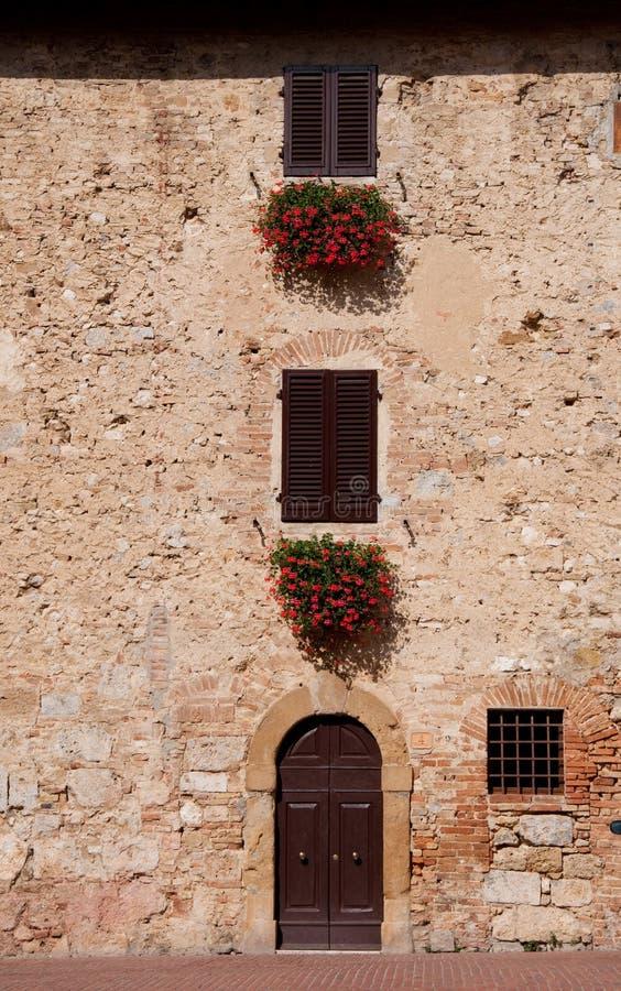 San Gimignano,Tuscany royalty free stock photo
