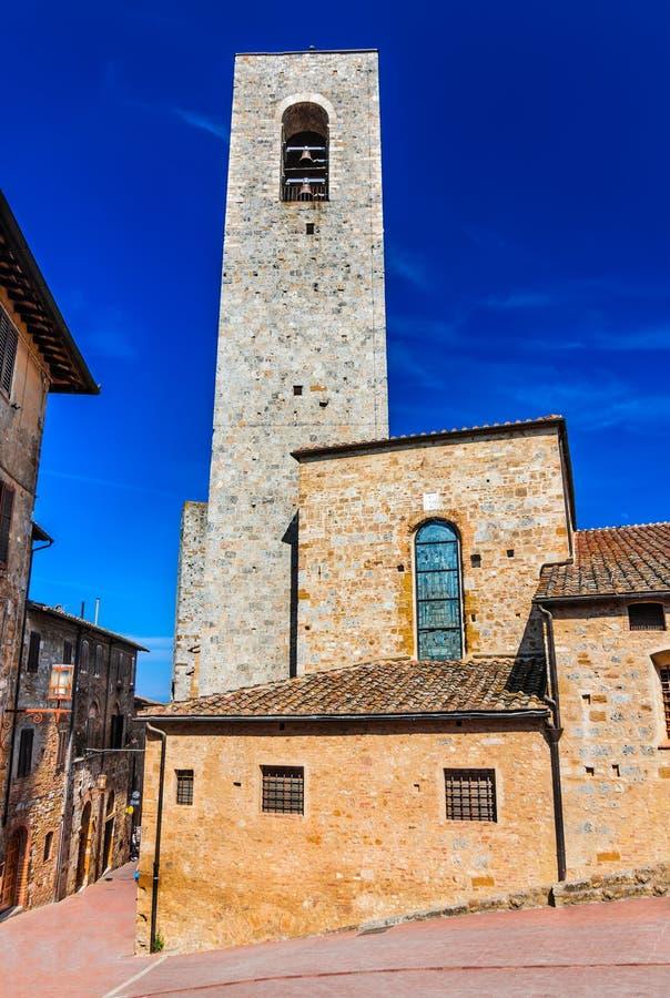 San Gimignano, Tuscany, Italy royalty free stock photos