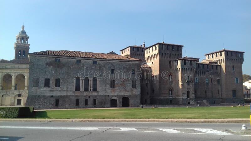 San Giorgio Castle image stock