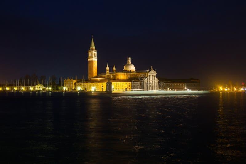 San Giorgio Maggiore stock afbeeldingen