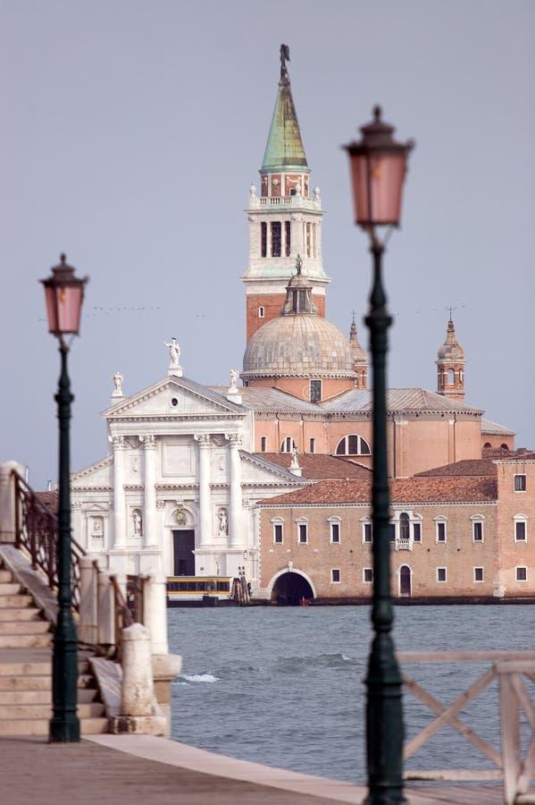 San Giorgio Maggiore fotografia stock libera da diritti