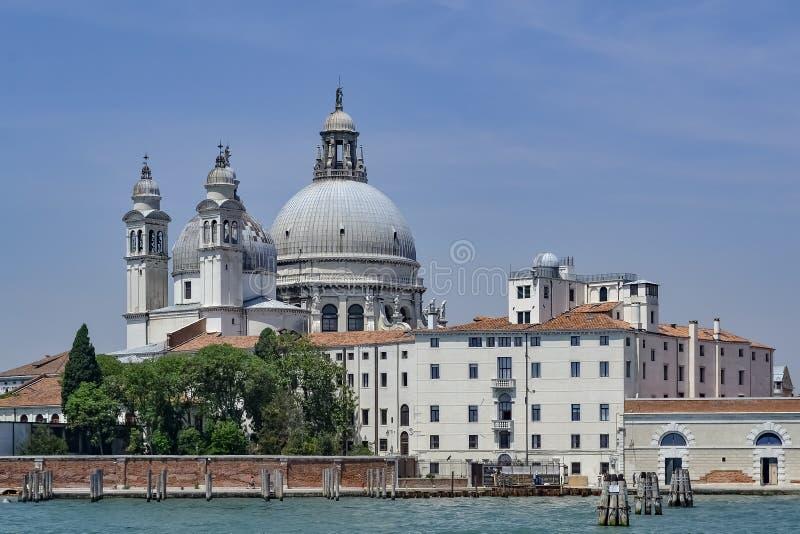 San Giorgio Maggiore en verano fotos de archivo libres de regalías