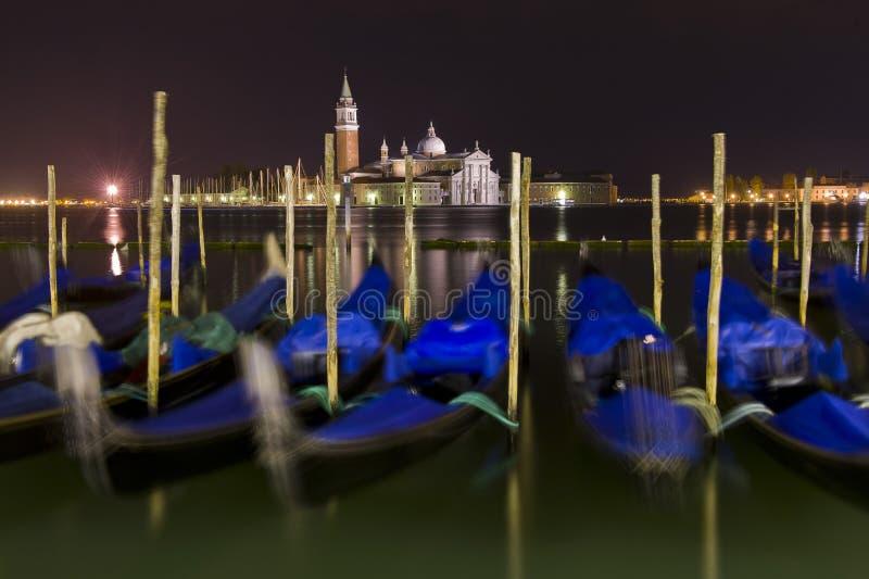 Download San Giorgio Maggiore By Night Stock Photography - Image: 25695972