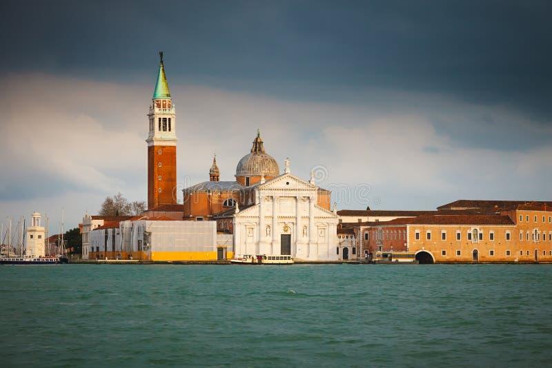 San Giorgio Maggiore, Venezia fotografie stock