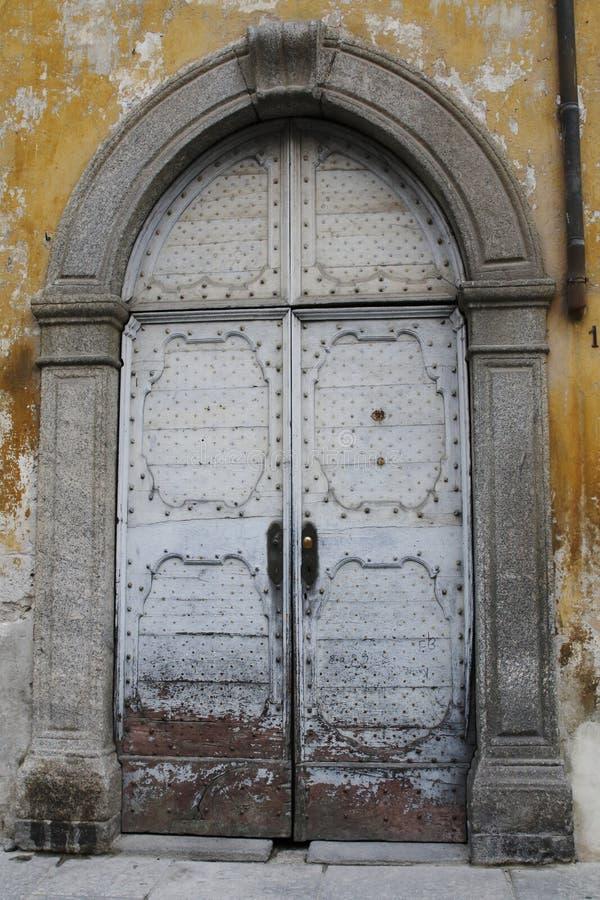 San Giovanni Battista, église dans Morbegno, Italie en Lombardie image libre de droits