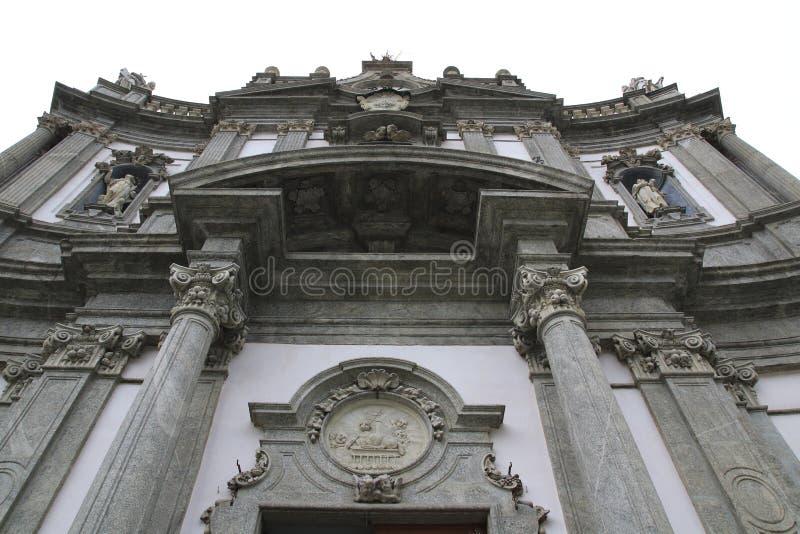 San Giovanni Battista, église dans Morbegno, Italie en Lombardie photo libre de droits