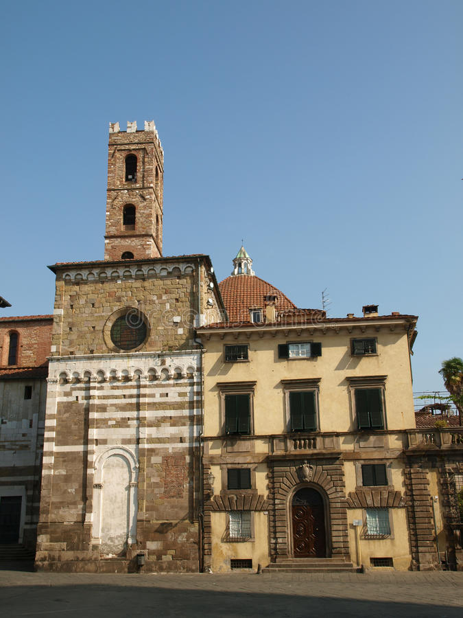 Download San Giovanni Church. Lucca Tuscany Stock Photos - Image: 18830553