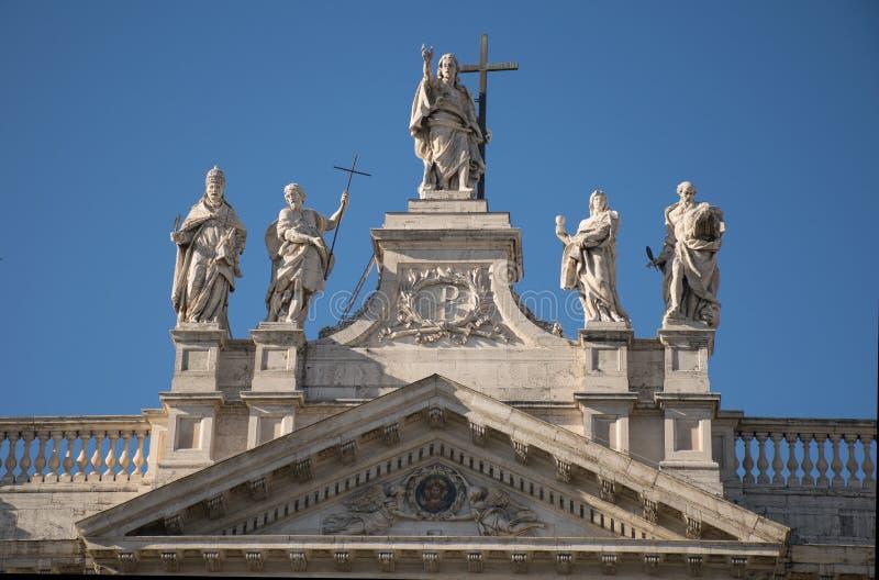 San Giovanni domkyrka arkivfoto