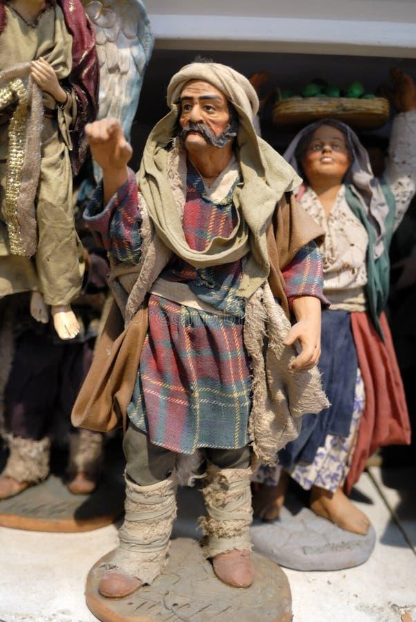 Download San Gregorio Armeno Craftsmen Editorial Photo - Image: 83834306