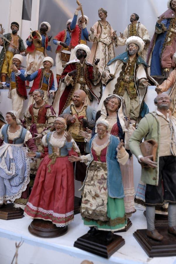 Download San Gregorio Armeno Craftsmen Editorial Stock Photo - Image of neapolitan, christmas: 83834313