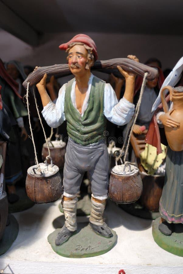 Download San Gregorio Armeno Craftsmen Editorial Image - Image: 83836305