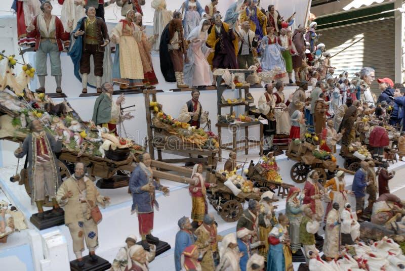 Download San Gregorio Armeno Craftsmen Editorial Stock Image - Image: 83837689