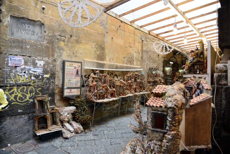 Download San Gregorio Armeno In Naples Italy Editorial Photography - Image: 34855147
