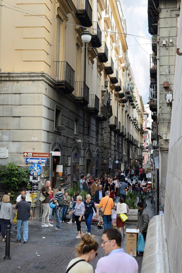 Download San Gregorio Armeno In Naples Italy Editorial Image - Image: 34855495