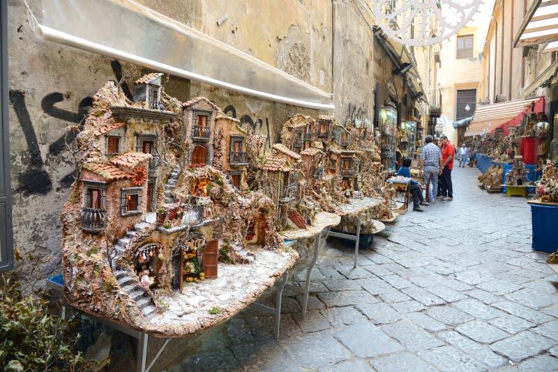 Download San Gregorio Armeno In Naples Italy Editorial Photography - Image of tree, people: 34856027