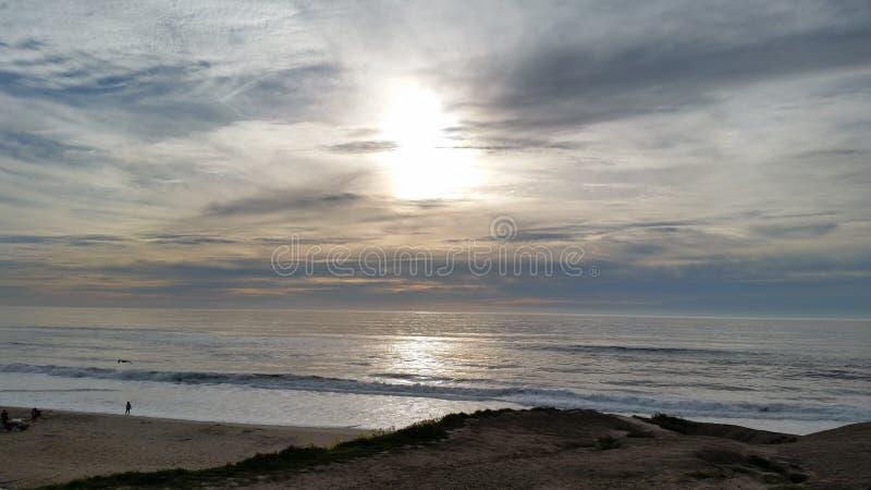 San Gregorio Beach photographie stock libre de droits
