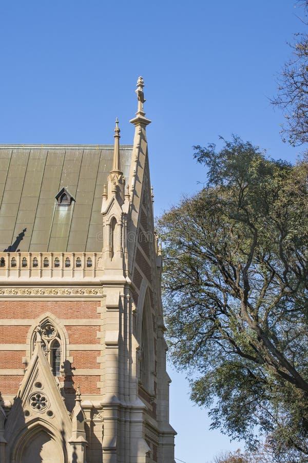 San Isidro Cathedral Buenos Aires Argentina fotografie stock libere da diritti