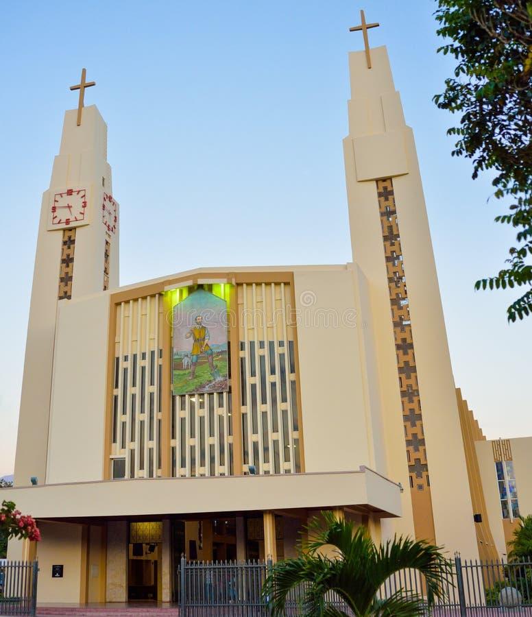 San Isidro Catholic Church image libre de droits