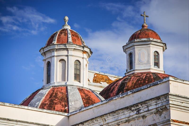 San Jaun Cathedral fotografía de archivo libre de regalías