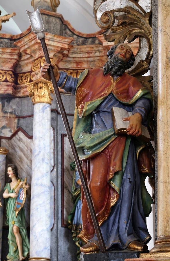 San Joachim fotografie stock