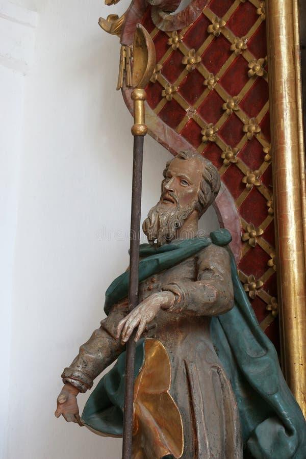 San Joachim immagini stock libere da diritti