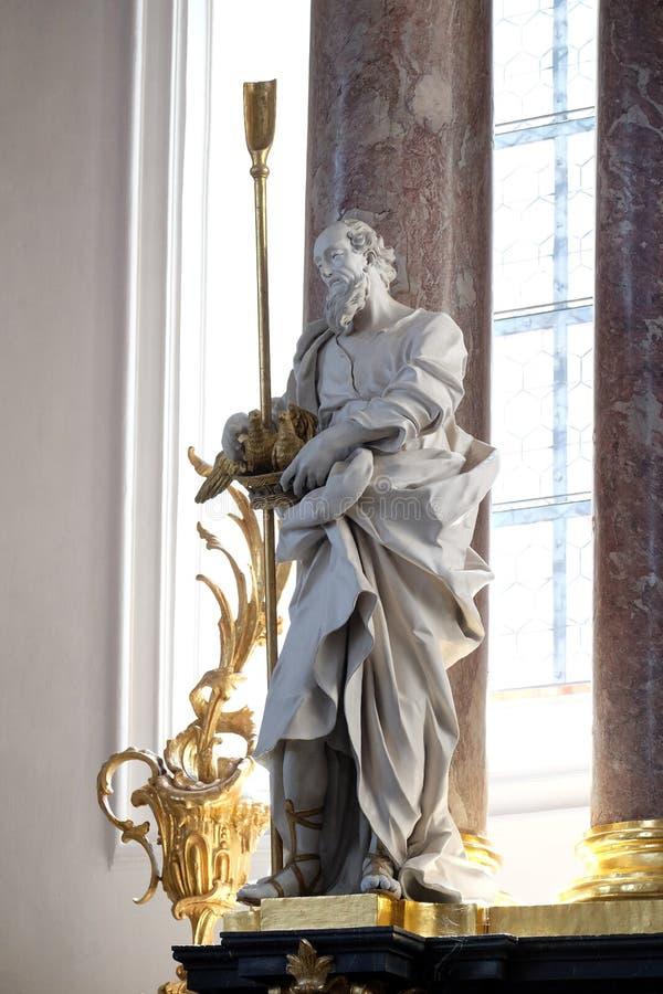 San Joachim fotografie stock libere da diritti