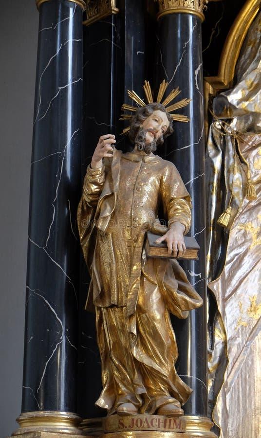San Joachim fotografia stock