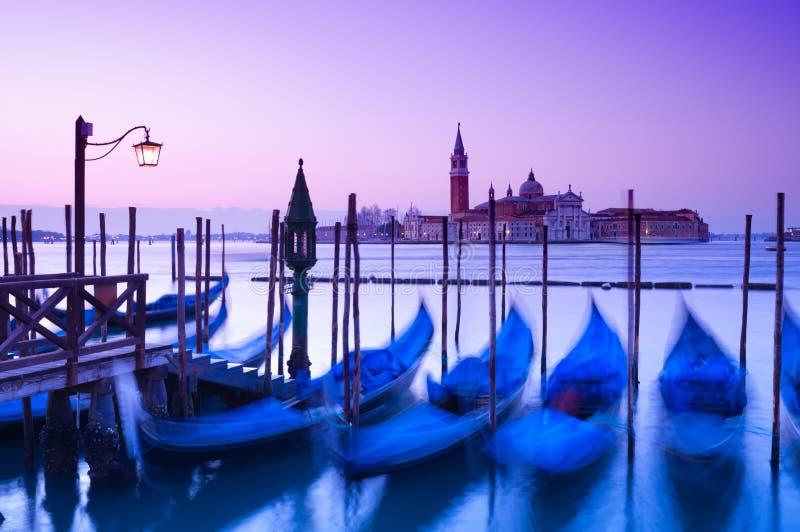 San Jorge Maggiore, Venecia - Italia foto de archivo
