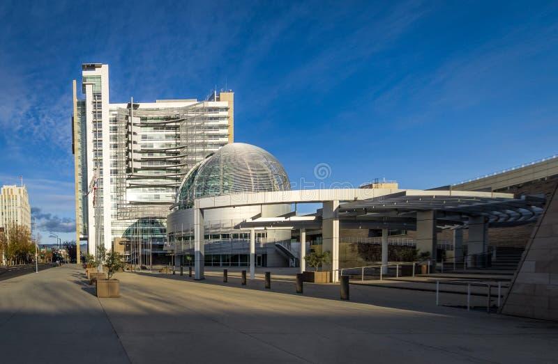 San Jose Δημαρχείο - San Jose, Καλιφόρνια, ΗΠΑ στοκ φωτογραφία με δικαίωμα ελεύθερης χρήσης