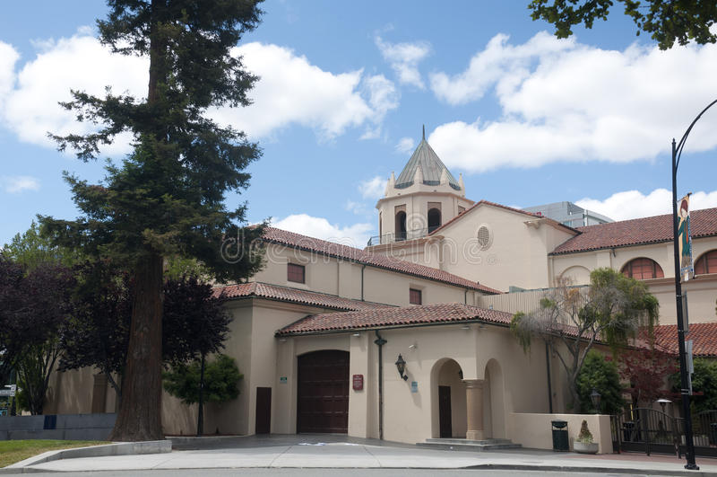 San Jose City National Civic arkivbild
