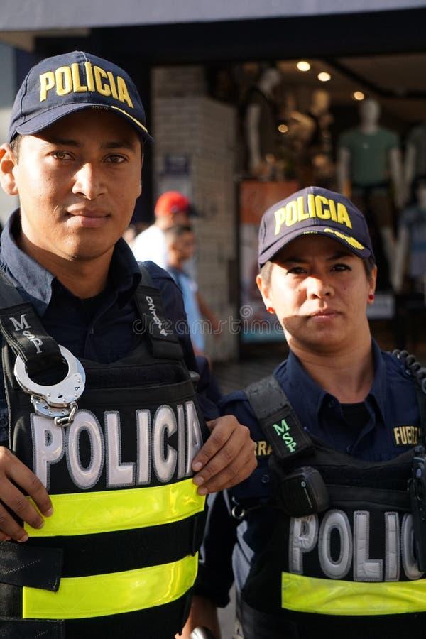 San Jose federalizó a oficiales de policía imagen de archivo