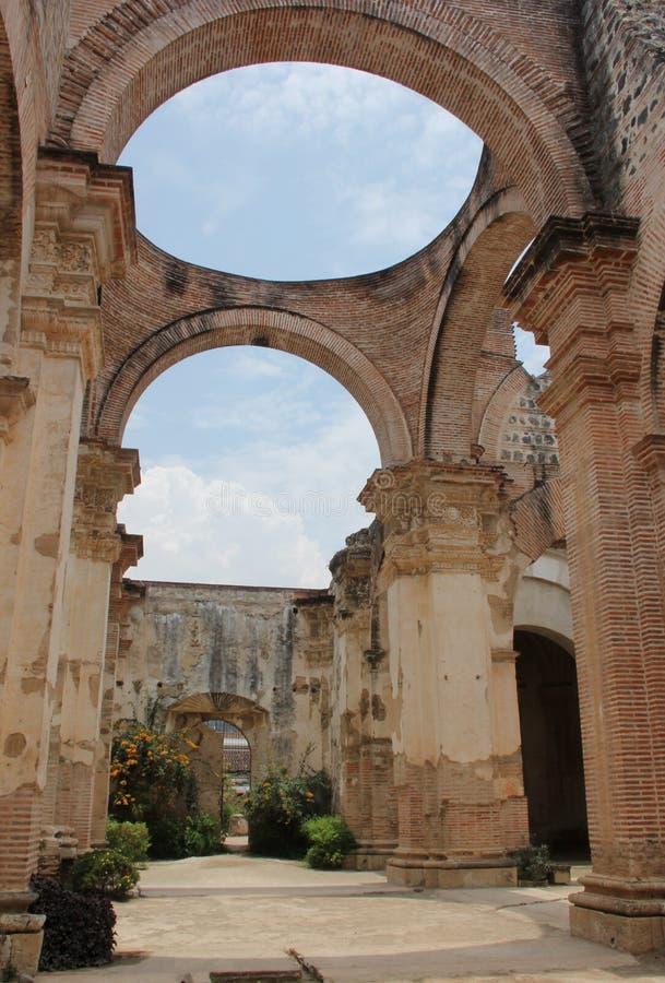 San Jose Ruins stock foto