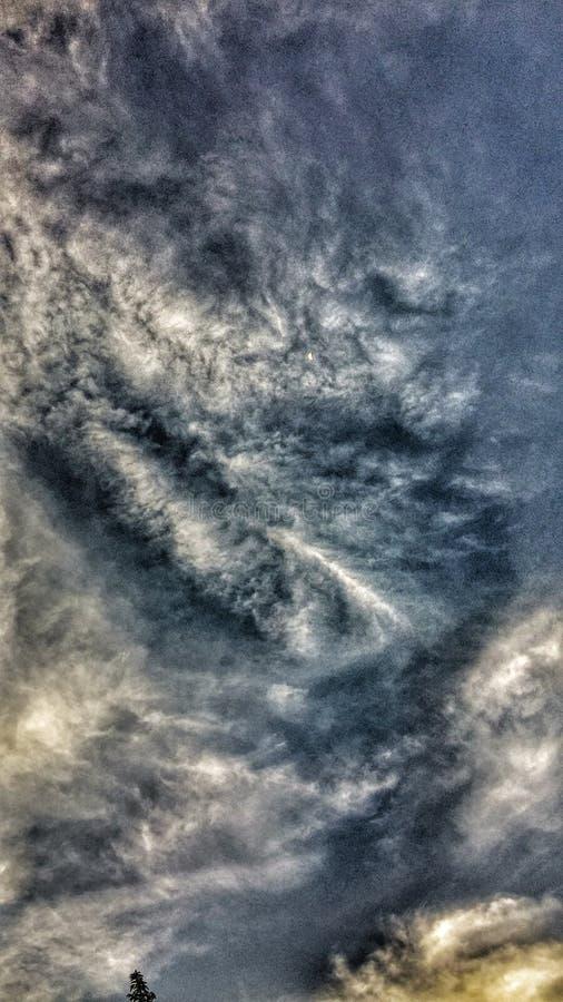 San Jose Sky foto de stock