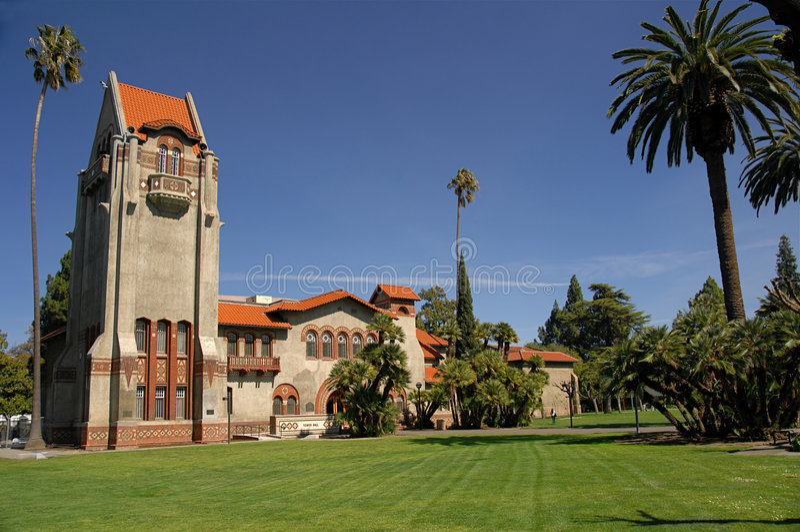 Download San Jose State University stock photo. Image of college - 5879720