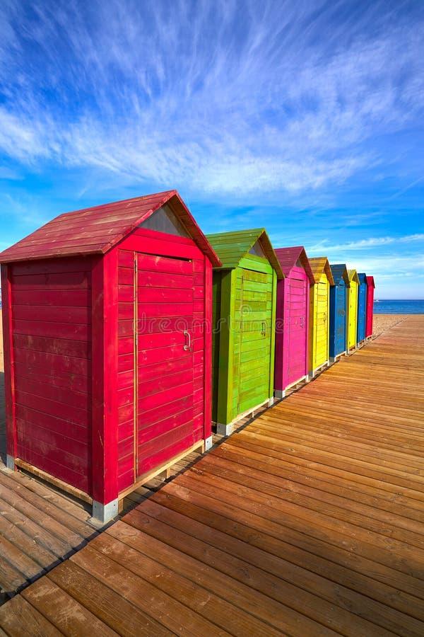 San Juan του playa Ισπανία παραλιών της Αλικάντε στοκ φωτογραφία με δικαίωμα ελεύθερης χρήσης