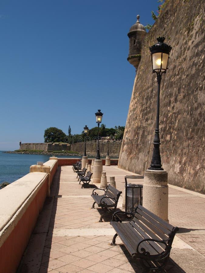 San Juan immagine stock