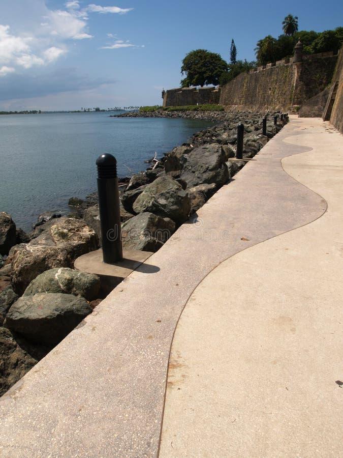 San Juan fotografie stock libere da diritti