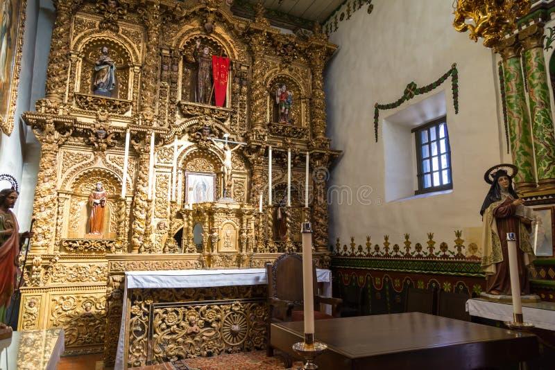 San Juan Capistrano изменяет стоковые фотографии rf