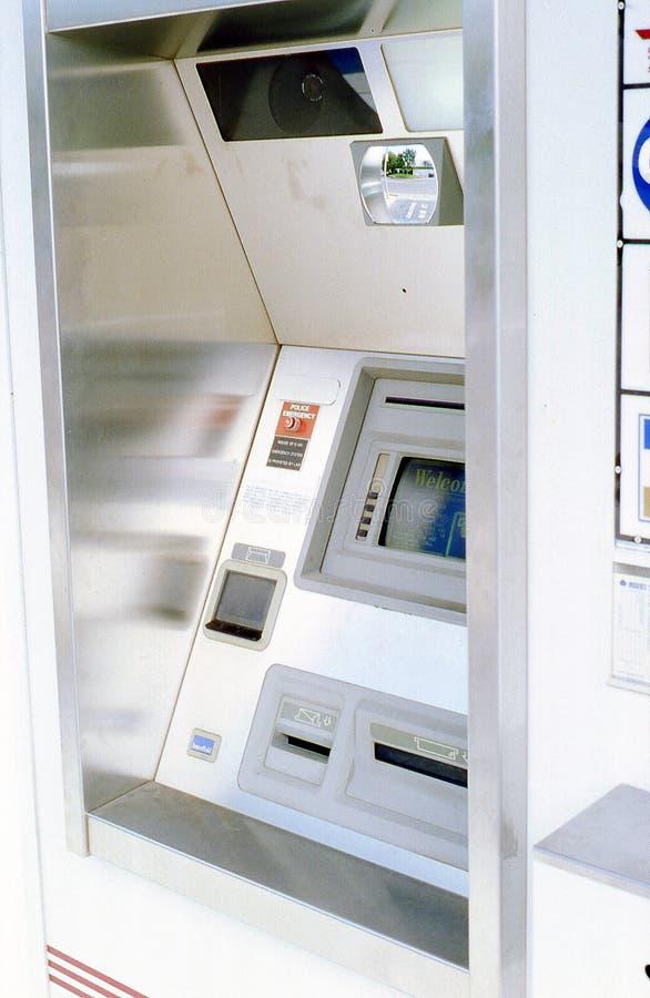 San Juan Capistrano, CA ATM zdjęcie royalty free
