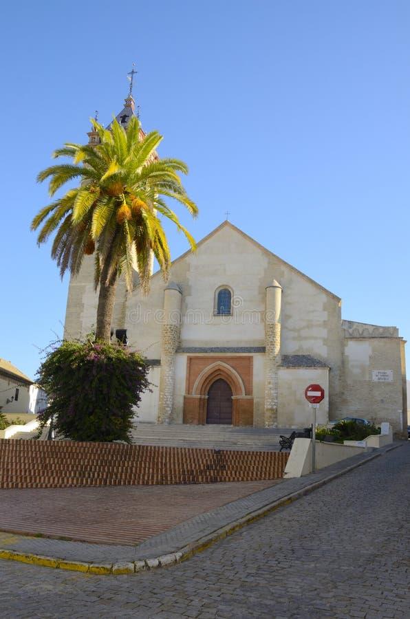 San Juan church in Marchena royalty free stock photos